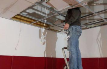20190107 Verbouwing (13) - Verwijderen verlaagd plafond