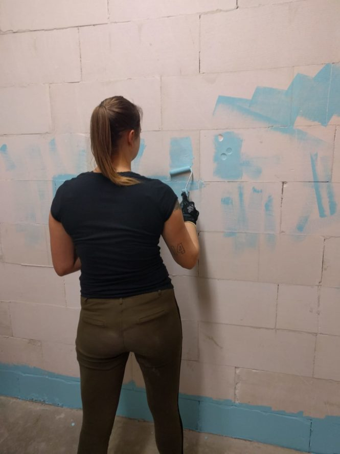 20190901 Verbouwing - Blauwblauw